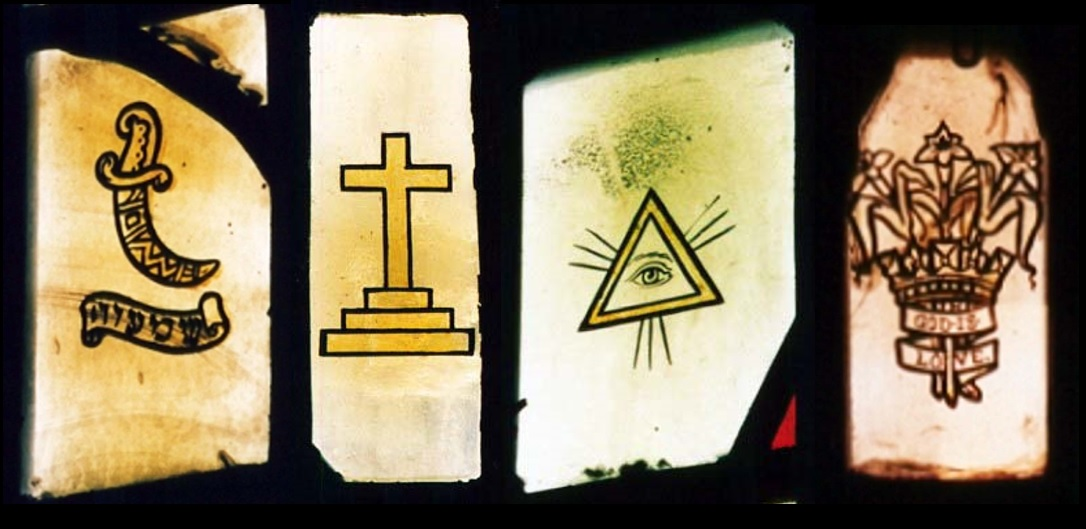 Emblems And Icons Historic Trinity