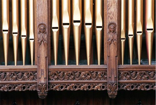 The Skinner Opus 808 Organ | Historic Trinity